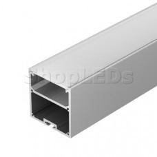 Профиль с экраном SL-LINE-5050-2500 ANOD+OPAL