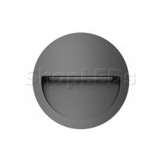 Светильник LTD-TRAIL-R115-4W Warm3000 (GR, 65 deg, 230V)
