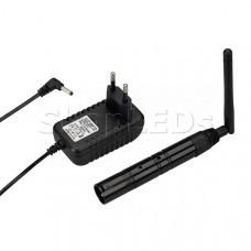 Усилитель SMART-DMX-Transmitter Black (5V, XLR3 Female, 2.4G)
