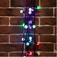 "Гирлянда ""LED - шарики"", RGB, Ø23 мм, 10м, Neon-Night"