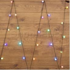 "Гирлянда ""LED - шарики"", RGB, Ø23 мм, 5 м, Neon-Night"
