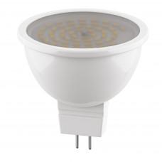 940202 ЛАМПА LED 220V MR16 G5.3 4.5W=40W 195LM 120G FR 2800K 20000H (в комплекте)